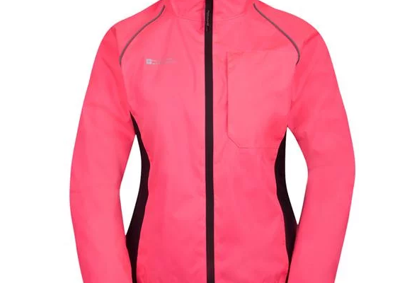 Adrenaline Womens Waterproof Iso-Viz Jacket Mountain Warehouse GB