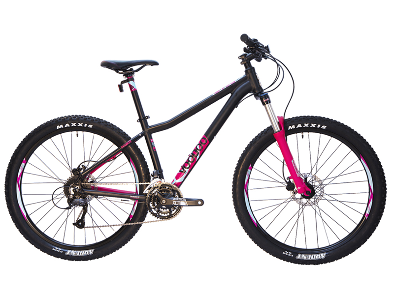 "Voodoo Soukri 27.5"" Womens Mountain Bike Review 1"