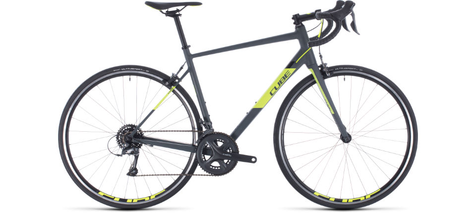 cube attain womens road bike