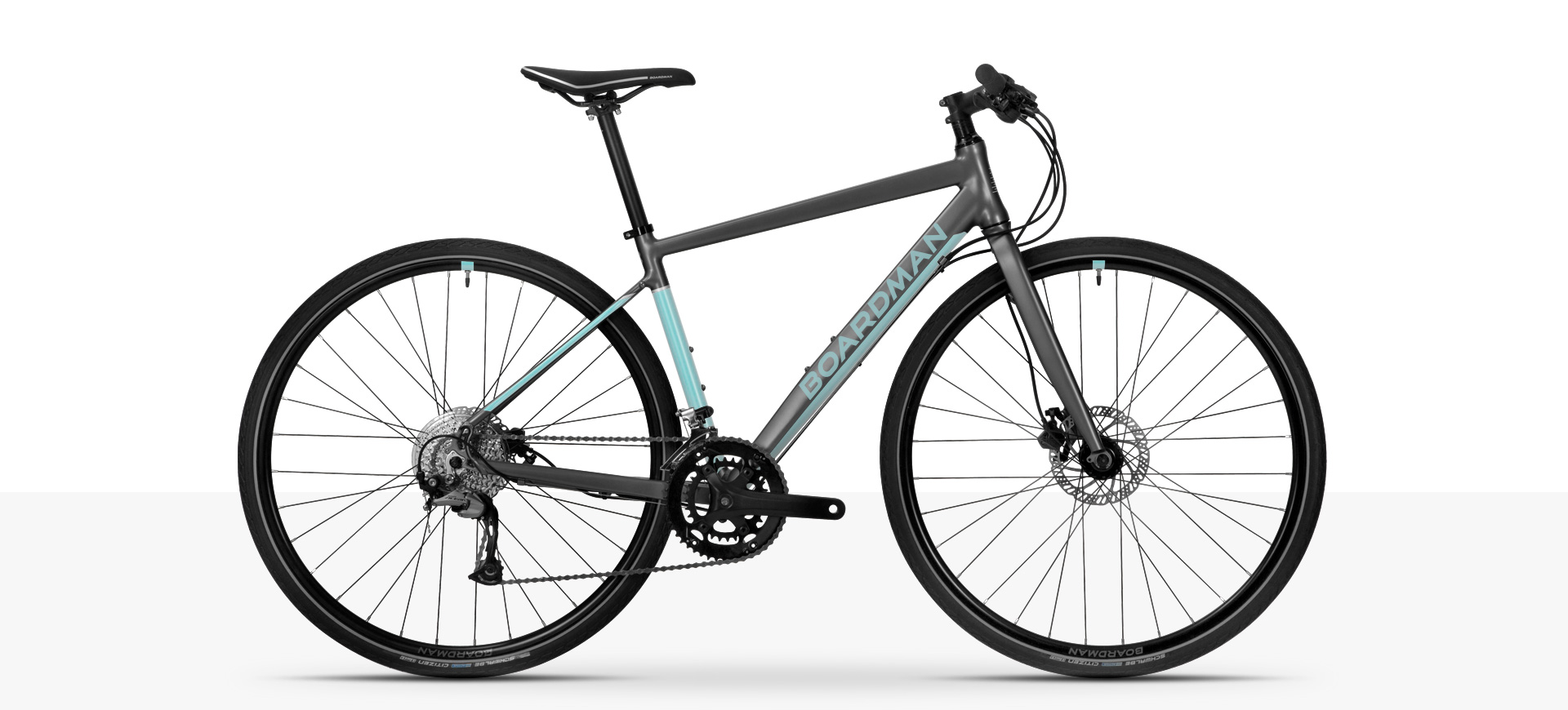 Boardman MTX 8.6 Womens Hybrid Bike - L